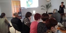 """""""Uczenie jest niekończącą się podróżą"""" (Donna Bulger) – spotkanie dla nauczycieli w Siemiatyczach"""