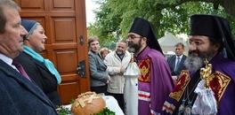 Święto parafialne w Gródku