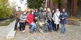 Grupa prawosławnych 30+ 40+ wspólnie zwiedziła Olsztyn