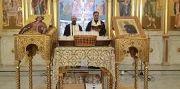 Obchody świętych Barbary i Jana Damasceńskiego w Patriarchacie Antiocheńskim