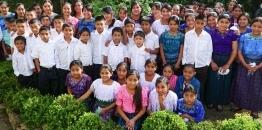 Nagranie Boskiej Liturgii po hiszpańsku w wykonaniu Gwatemalczyków