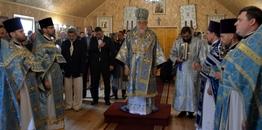 Pierwsze święto parafialne w parafii Mądrości Bożej w Warszawie