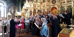 Spotkanie Psalmistów i Dyrygentów w Jabłecznej