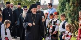 Intronizacja serbskiego biskupa Kanady