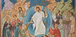 Chrystus Zmartwychwstał! Chrystos Woskresie!