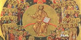 Synaksarion Niedzieli Wszystkich Świętych