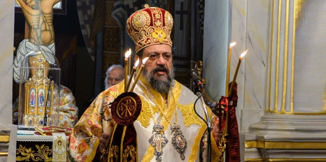 Wywiad z metropolitą Messenii Chryzostomem