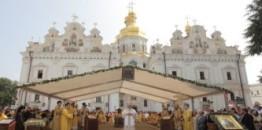 Uroczystości Chrztu Rusi w Kijowie: 80 tysięcy wiernych na procesji i nowy święty