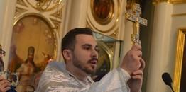 Święcenia kapłańskie diakona Dawida Bartoszuka