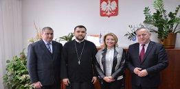 Dęblin: przekazanie cmentarza parafii prawosławnej