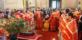 Wielki Czwartek w warszawskiej Katedrze