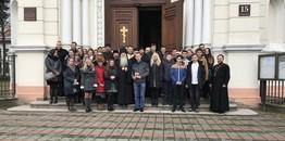 Walne Zebranie Bractwa Młodzieży Prawosławnej Diecezji Łódzko-Poznańskiej