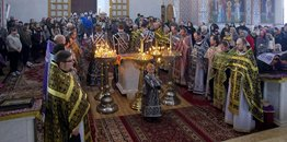 Rekolekcje duchowieństwa Dekanatu Siemiatyckiego