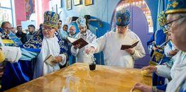 Poświęcenie cerkwi w Białymstoku