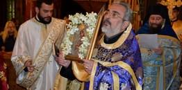 20-lecie kultu Ostrobramskiej Ikony Matki Bożej w cerkwi Św. Mariny w Atenach-Heliopolis