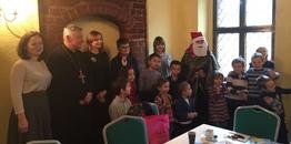 Spotkanie świąteczne toruńskiej parafii