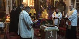 Nabożeństwo ekumeniczne w Toruniu