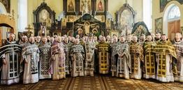 Rekolekcje duchowieństwa Dekanatu Hajnowskiego