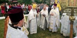 Święto parafialne w Milejczycach