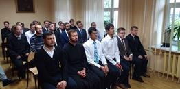 Inauguracja roku akademickiego w Seminarium Duchownym