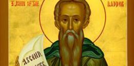 Synaksarion IV Niedzieli Wielkiego Postu - św. Jana Klimaka