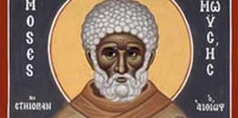Św. Mojżesz Murzyn: od przestępcy do sprawiedliwego
