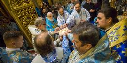 Chirotonia biskupa Atanazego