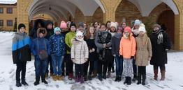 Młodzież z Mielnika odwiedziła cerkwie i monastery białostoczyzny