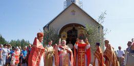 Dzień św. Pantelejmona w Siemianówce