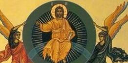 Synaksarion Święta Wniebowstąpienia