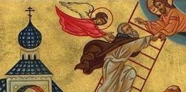 Synaksarion IV Niedzieli Wielkiego Postu. Świętego Jana Klimaka