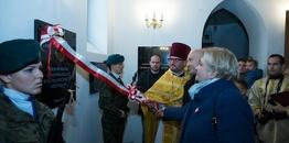 Uroczystości z okazji Dnia Niepodległości w Stargardzkiej Cerkwi