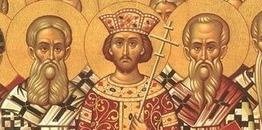 Synaksarion VII Niedzieli po Święcie Paschy. Trzystu osiemnastu Ojców z Nicei