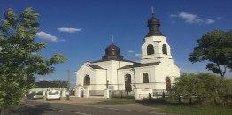 Wskrzeszona cerkiew św.św. ap.ap. Piotra i Pawła w Sosnowicy na południowym Podlasiu