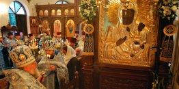 Uroczystości ku czci Turkowickiej Ikony Bogarodzicy w Żeńskim Monasterze w Turkowicach