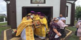 Świętych Apostołów Piotra i Pawła w 80. rocznicę zburzenia cerkwi