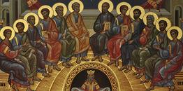 Synaksarion Niedzieli Świętej Pięćdziesiątnicy