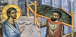 Synaksarion IV Niedzieli po Święcie Paschy. O Paralityku