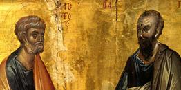Trzy lekcje od dwóch apostołów