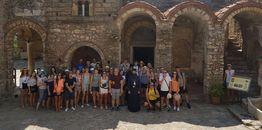 Studencki wyjazd do Grecji