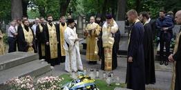 Uroczystości pogrzebowe ks. Mariana Bendzy