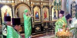 Dołhobyczów:  święto parafialne ku czci Św. Symeona Słupnika