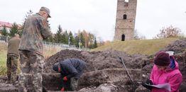 Stołpie: prace archeologiczne nad jedną z najstarszych cerkwi