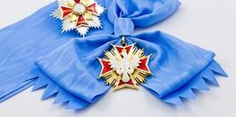 Order Orła Białego dla ks. Szymona Fedorońko