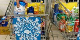 Pierwszy dzień Świątecznej Zbiórki Żywności w Białymstoku