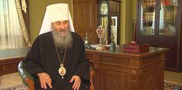 Metropolita Onufry zabrał głos w sprawie autokefalii dla Kościoła Prawosławnego na Ukrainie