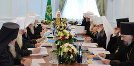 Zarządzenia Patriarchatu Moskiewskiego z dnia 15 października 2018