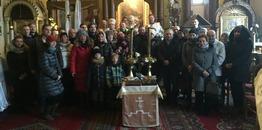Wizyta bp Atanazego w Toruniu