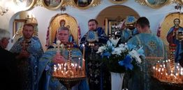 Zaśnięcie Najświętszej Bogurodzicy w Wólce Kraśniczyńskiej