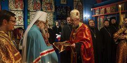 Metropolita Sawa celebrował Boską Liturgię w całości w języku polskim